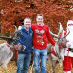 Along with Ryan Tubridy at RTE studios