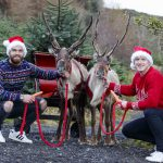 Repro Free: 28/11/2017 GAA stars, Aidan O'Shea, Paul Flynn, Austin Gleeson and Gearoid McInerney get the 'Gift of a Lift' this Christmas as they launch Coca-Cola's 2017 Designated Driver campaign.Pictured are 2017 All-Ireland Football finalists and rivals, Mayo's Aidan O'Shea and Dublin's Paul Flynn asking you to give the 'Gift of a Lift' as they launch Coca-Cola's 2017 Designated Driver campaign. The aim of the campaign to encourage people across Ireland to give the 'Gift of a Lift' to friends and loved-ones this Christmas, by staying sober and being the Designated Driver on a night out and enjoy two free drinks from Coca-Cola.For the first time Designated Drivers can now use the mobile wallet app on their smart phones to easily access the Coca-Cola vouchers. The new digital voucher can be claimed by scanning the QR code (found on point-of-sale materials in bars and restaurants across the country) or by free texting Coca-Colato50015in Republic of Ireland and Coca-Cola to 80800 in Northern Ireland throughout the holiday season. Coca-Cola is proud to support Irish road safety by rewarding Designated Drivers with two FREE Drinks from the Coca-Cola range. For more information and a list of participating outlets, visit www.designateddriver.ie  Twitter: @CocaColaie Hashtag: #DesignatedDriver Website: designateddriver.ie  Facebook: facebook.com/Coca-Cola